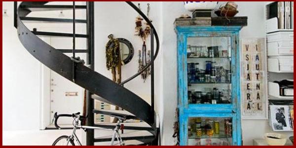 elementos decoracion interior vintage
