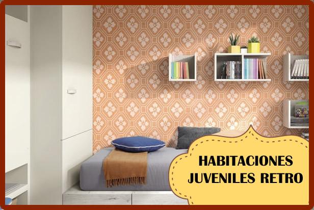 ¿Cómo decorar una habitación juvenil con un toque vintage o retro?