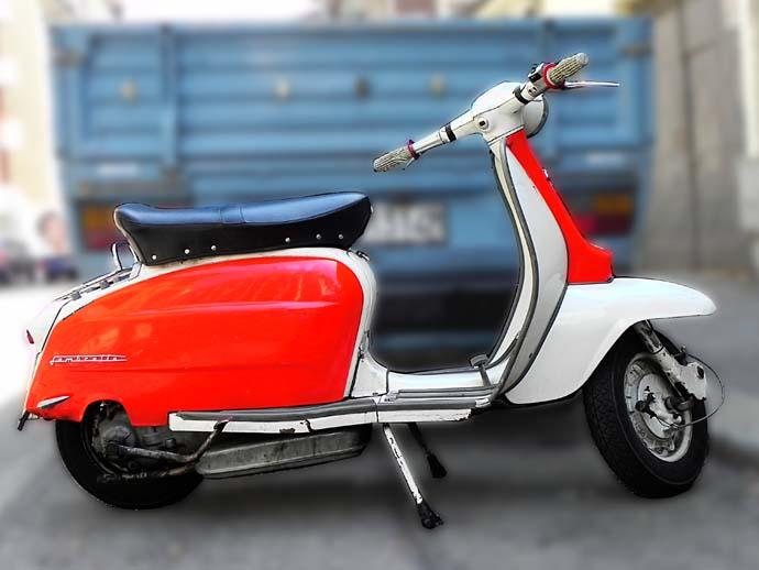 La Moto en los años 60, un ícono cultural