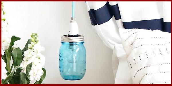 Cómo Hacer una Lámpara Vintage Casera