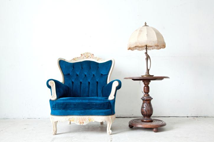Lamparas vintage for Vintage muebles y objetos