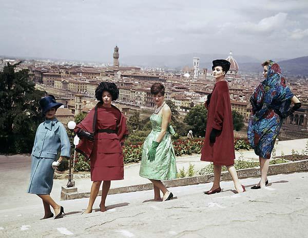 10 elementos clave para lograr un outfit vintage