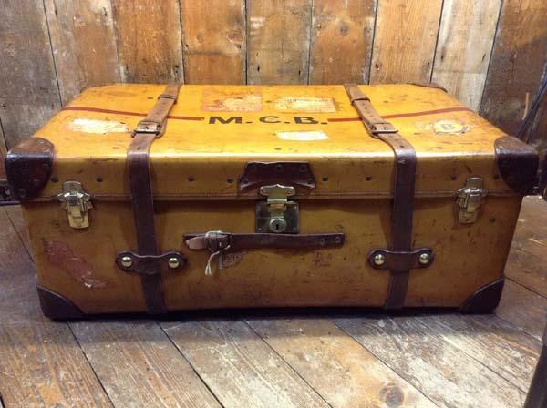 Quieres viajar con estilo vintage? Donde comprar maletas, bolsos y carteras