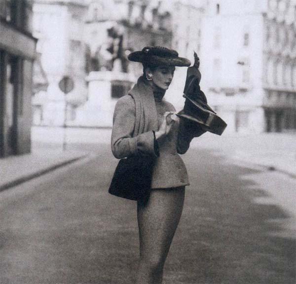 La moda vintage post guerra en los años 40, un estilo particular