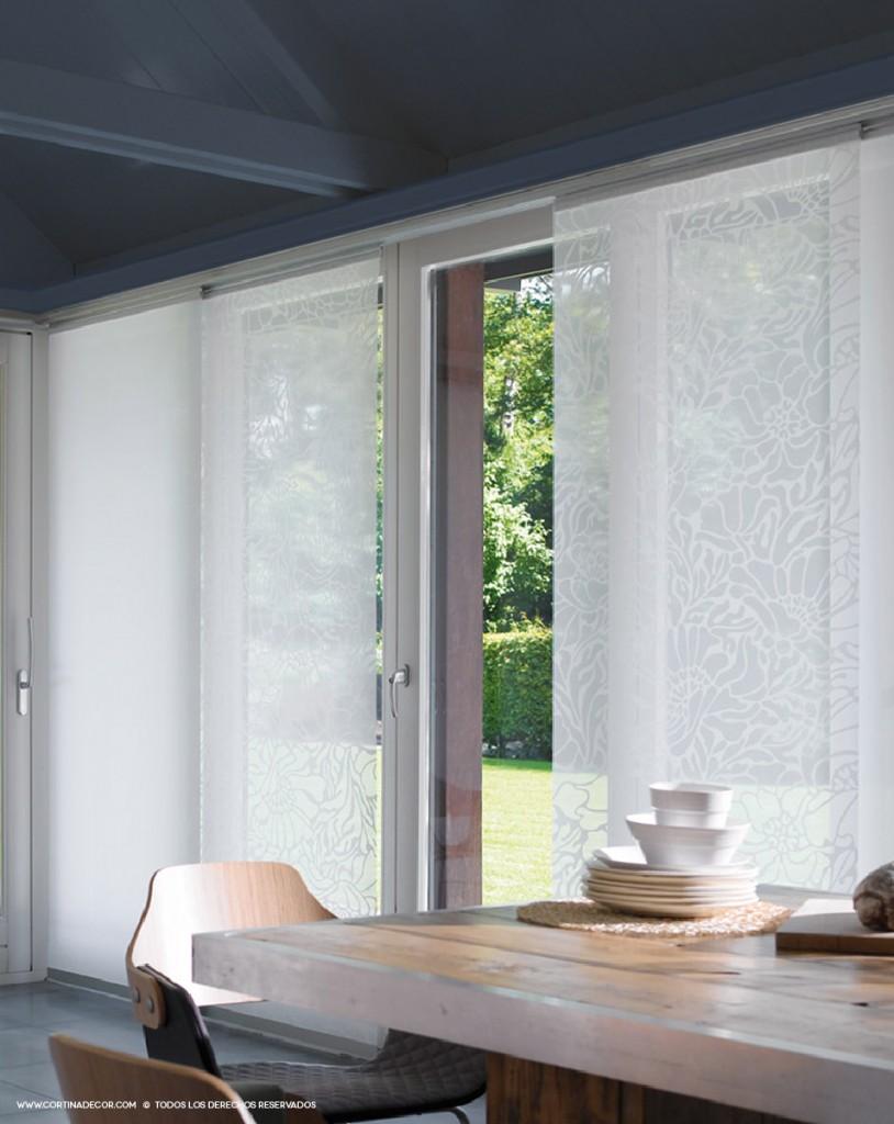 Estores y cortinas vintage - Estores para balcones ...