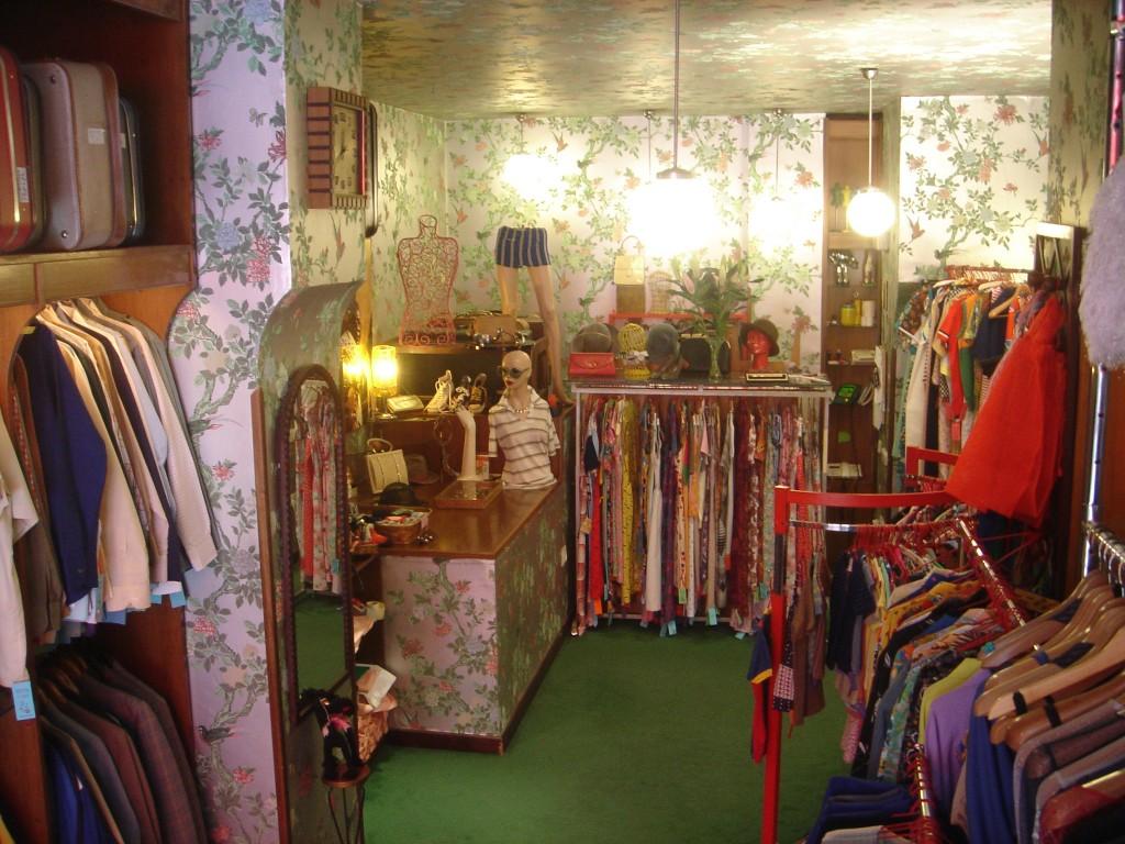 Donde comprar ropa vintage y accesorios - Tiendas de decoracion vintage ...