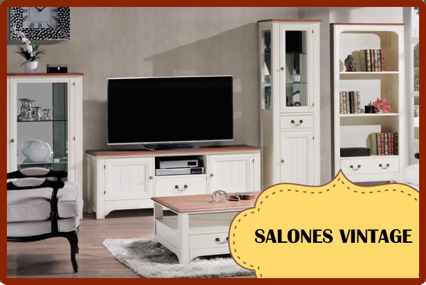 salones vintage