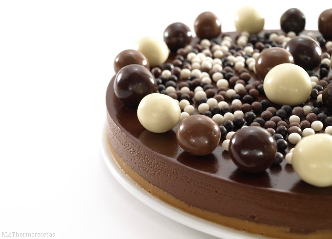 Tara de chocolate