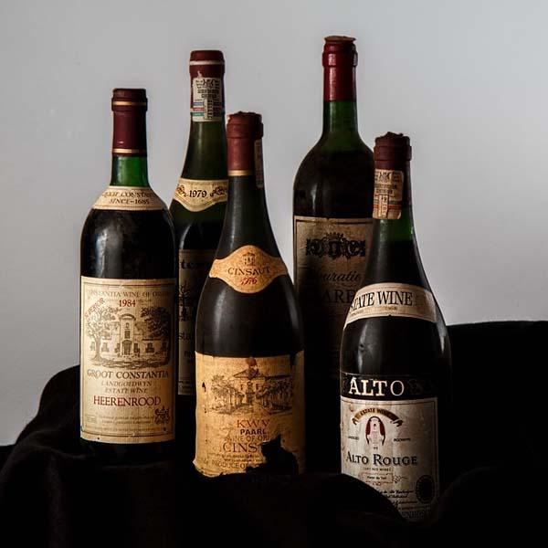 Criterios de selección para un buen vino vintage