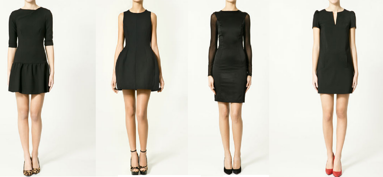 El pequeno vestido negro de chanel